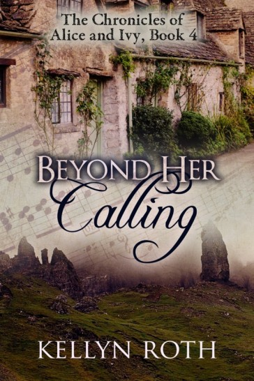 Beyond Her Calling, front cover