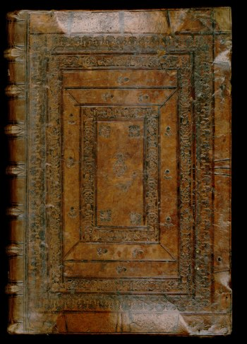 Ransom Centre Gutenberg Bible Vol II Cover