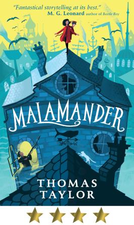 Malamander-Cover